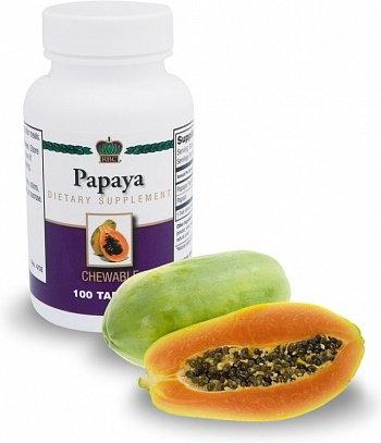 papaya vitaminer