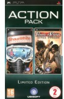 Opinie o Ubisoft Pack Shaun White Snowb + Prince of Persia Rival PSP