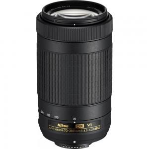 Nikon AF-P 70-300mm f/4.5-6.3 G DX VR ED (JAA829DA)