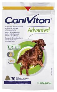 Vetoquinol Caniviton Advanced mięsne kąski dla psów 30 sztuk/op.