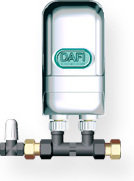 Dafi podgrzewacz przepływowy wody 5,5kW z przyłączem 55P