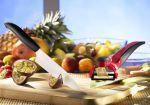 Kyocera Profesjonalny ceramiczny Nóż kucharza 18 cm (białe ostrze)