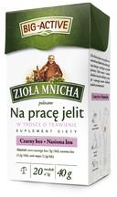 Big-Active Big-Active Zioła Mnicha Na pracę jelit Suplement diety Herbatka ziołowa 40 g (20 torebek)