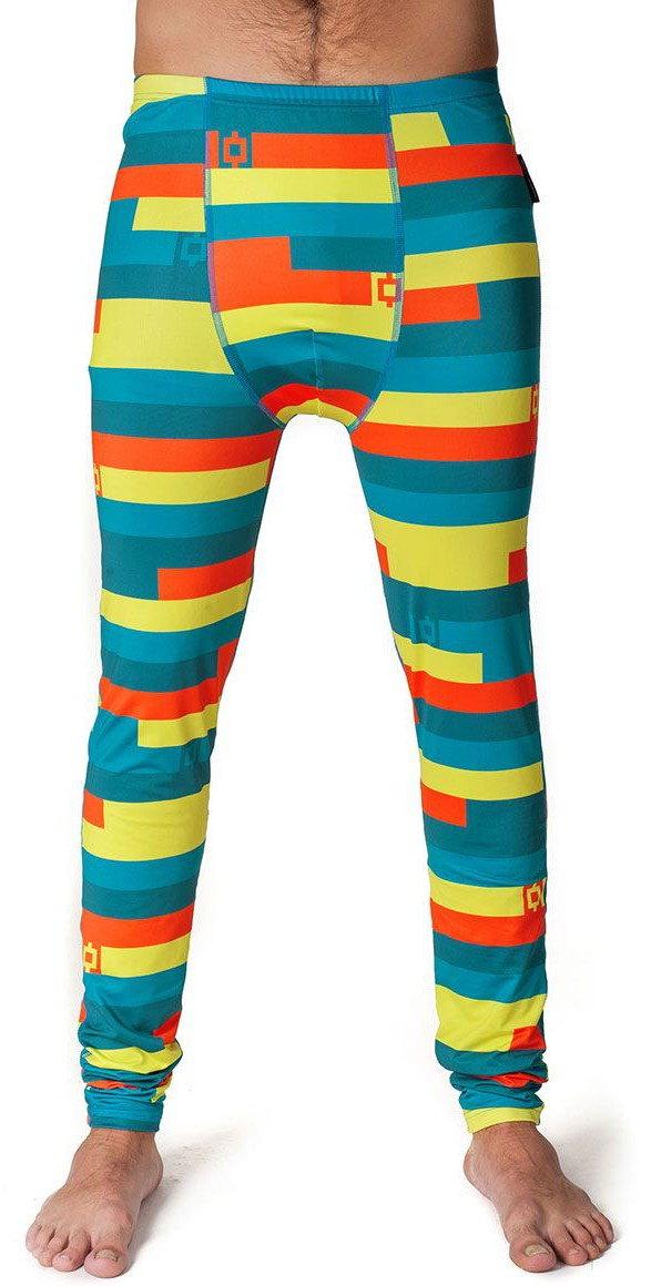 Horsefeathers Bielizna termoaktywna STORM PANT (blue stripes)