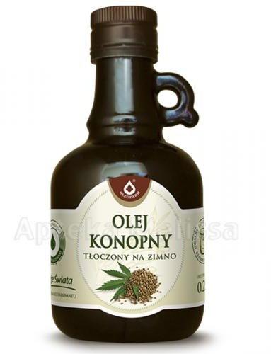 Oleofarm Olej konopny - 250 ml