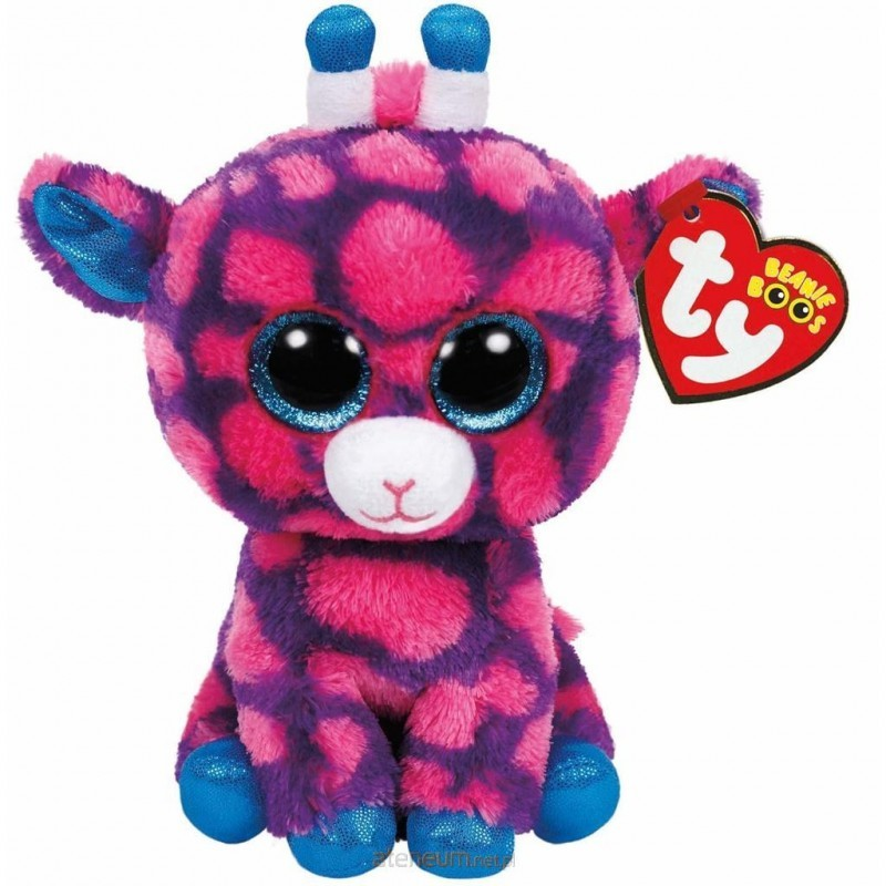 Ty Beanie Boos Sky High - Różowa Żyrafa