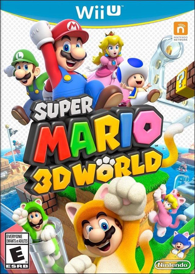 Opinie o Super Mario 3D World WiiU