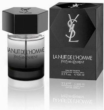 Yves Saint Laurent La Nuit De L Homme Woda toaletowa 60ml
