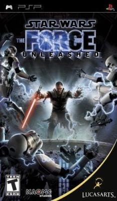 Opinie o Lucas Arts Star Wars The Force Unleashed PSP