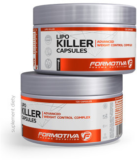 FORMOTIVA Lipo Killer 120 caps. (32D6-6590B)