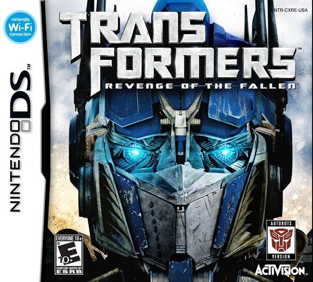 Transformers: Revenge of the Fallen (Autobots Version) NDS