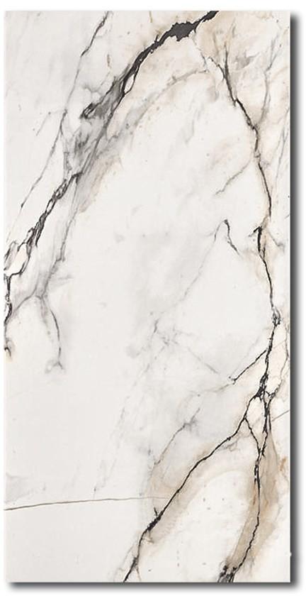 Midas Portobello Marmi Classico Poler Bianco Paonazzetto 60x120x1,2 Rt