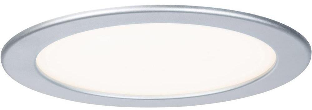 Paulmann lampa łazienkowa LED 92075 LED wbudowany na stałe 1 x 18 W 1300 lm Ciepły biały 22 cm Chrom