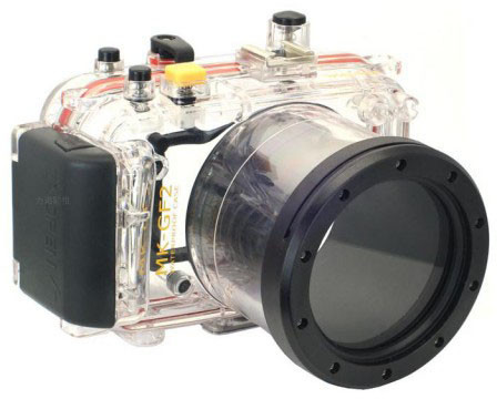 MeiKe MK-GF2(14-42MM) - obudowa podwodna do Panasonic GF2 z obiektywem 14-42mm