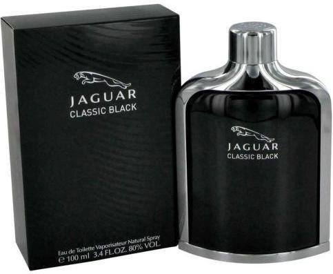Jaguar Classic Black Woda toaletowa 100ml