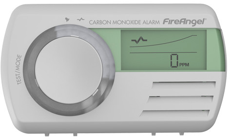 FireAngel tlenku węgla czadu CO-9D