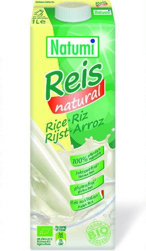 Natumi Napój ryżowy BIO 1L