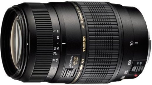 Tamron AF 70-300mm f/4-5.6 Di LD Macro 1:2 Sony (A17S)