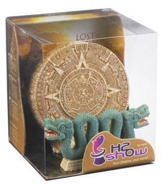 Opinie o Hydor H2shOw Lost Civilization - kalendarz + wąż