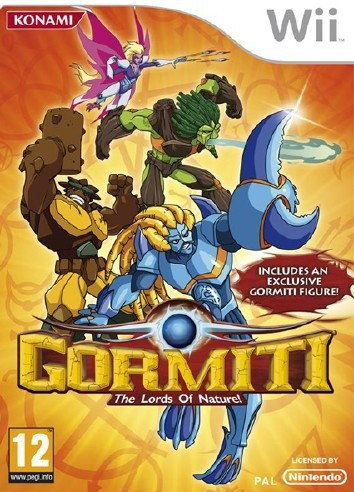 Gormiti: The Lords of Nature! Wii