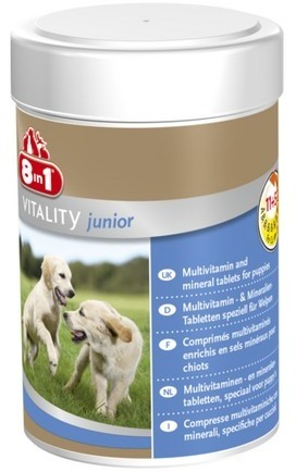 8IN1 8In1 Multi Vitamin Junior 100Tabl.