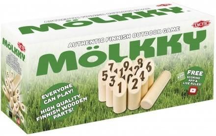 Tactic Mölkky w kartonowym pudełku (Molkky)