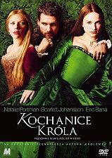 Kochanice Króla (The Other Boleyn Girl) [DVD]