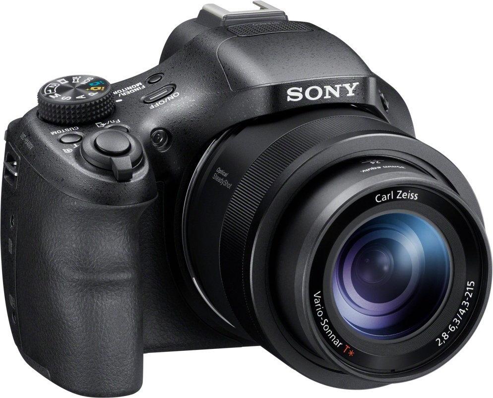 Opinie o Sony DSC-HX400 czarny