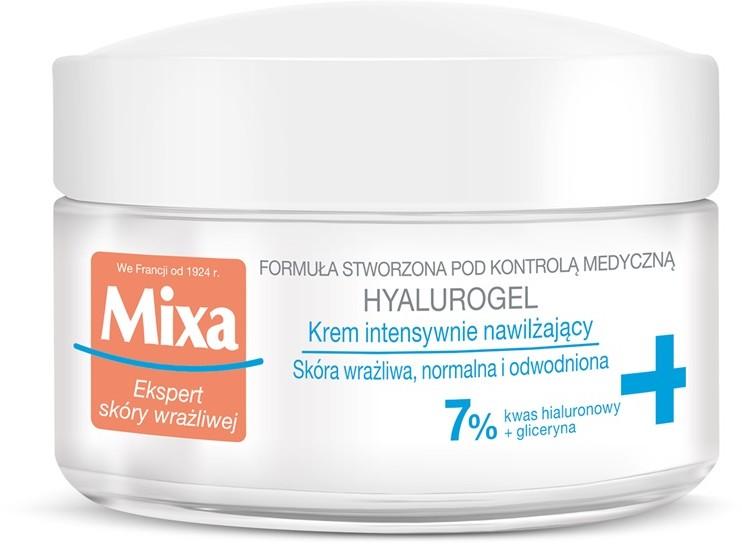 Mixa Krem intensywne nawilżenie skóry wrażliwej 50 ml