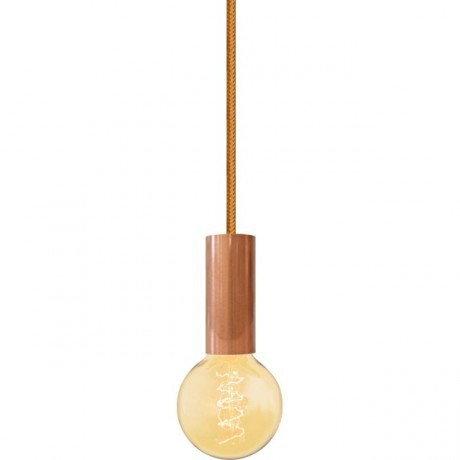 NUD Collection Lampa NUD Aqua Miedziana F255-122DA