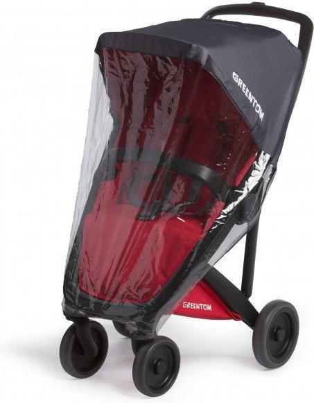 823d4c38 Greentom Folia przeciwdeszczowa do wózka Upp Classic, - opinie ...