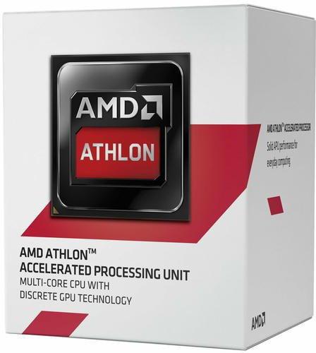 Opinie o AMD Athlon X4 840