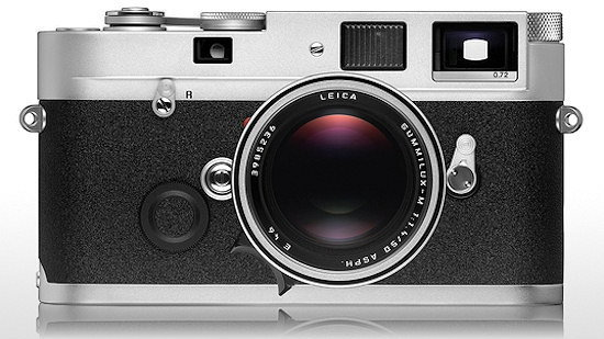 Opinie o Leica MP