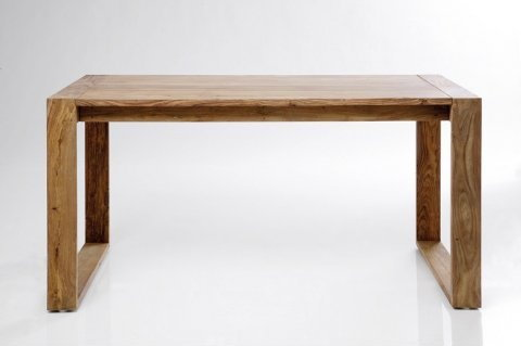 Kare Design Modern Vintage biurko z drewna shisham, Nature 74821