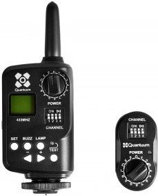 Quantuum Navigator wyzwalacz radiowy C284-45510