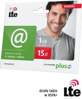 Opinie o iPlus Internet LTE na kartę (nanoSIM) 15 zł