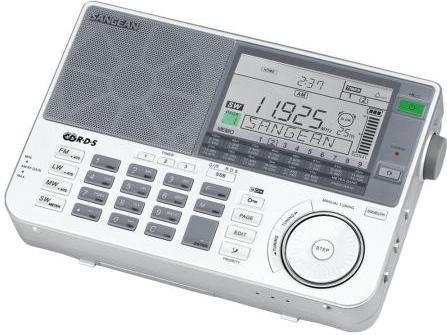Sangean ATS-909 X