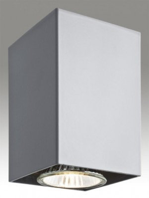 Argon Downlight Plafon Tyber 3 50W GU10 Szary 3089
