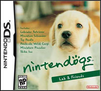Nintendogs: Labrador Retriever i przyjaciele NDS