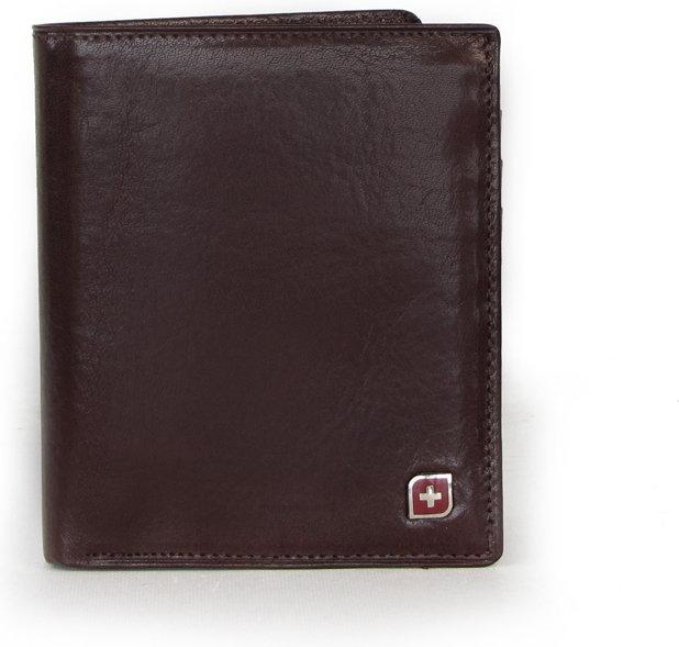 3206e3cbf6d20 Słoń Torbalski Skórzany portfel męski Genevian N03-2305-04 - opinie  użytkowników Opineo.pl