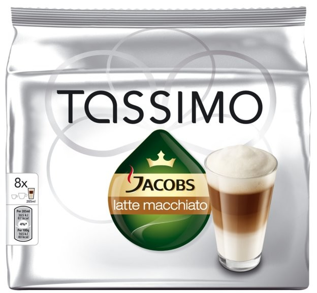 Tassimo Jacobs Kronung Latte Macchiato