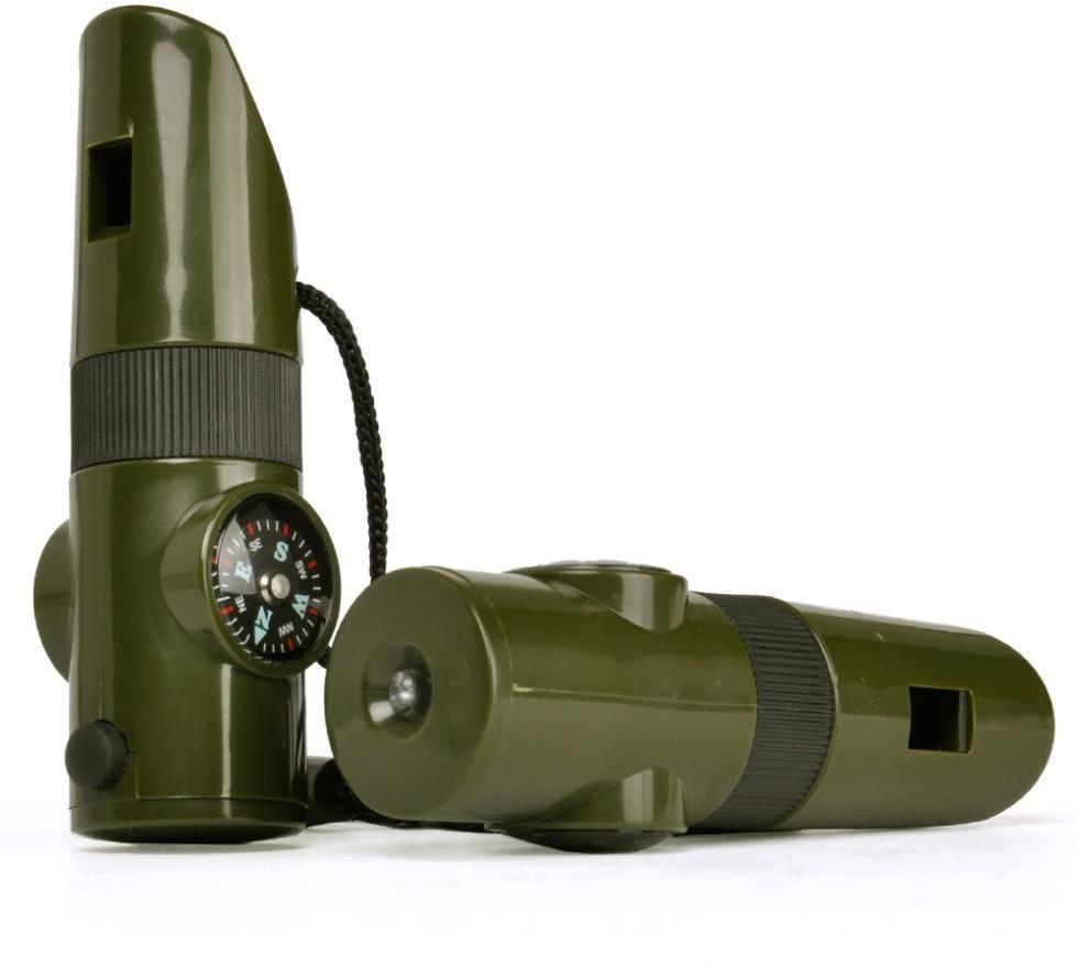 BestPrezenty.pl LED latarka Army Survival 7v1