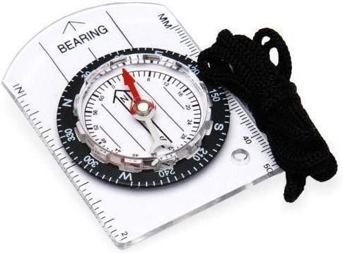 Meteor Kompas mały z linijką + gwarancja zadowolenia 71011