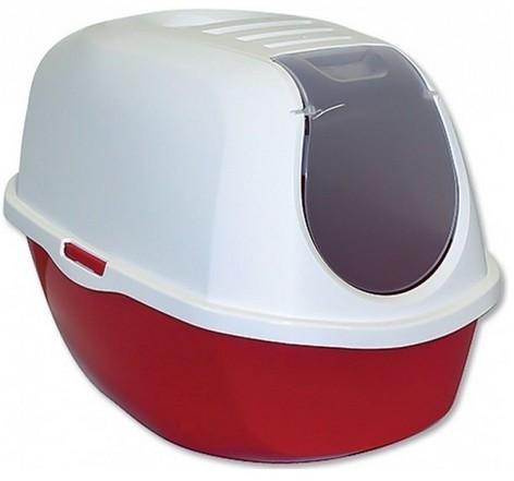 Opinie o Yarro Moderna Toaleta z filtrem Eco-Line Classic bordo [Y3410] 13160