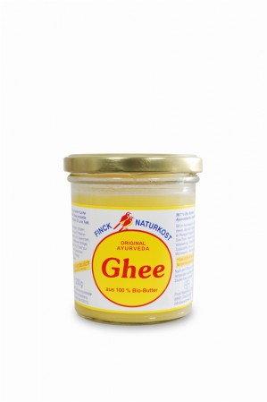 Finck Ayurveda GHEE (masło klarowane) MASŁO KLAROWANE BIO 220 g-