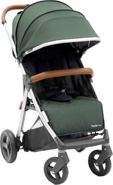Opinie o BABYSTYLE Oyster Zero Olive Green