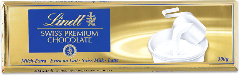Lindt Swiss Premium Chocolate 300g