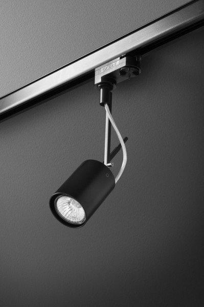 Aquaform lampy Reflektor PETPOT FINE TRACK 13511-02 CZARNY