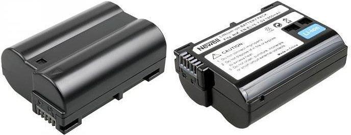 Newell akumulator zamiennik EN-EL15 (Nikon D800; D800E; D7000, D600, V1)