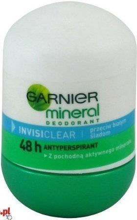 Garnier Mineral Invisi Clear 50ml